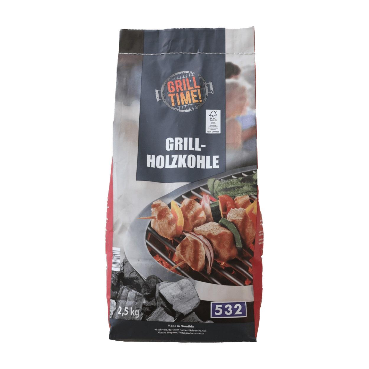 Profagus l/'été Hit Réserver Barbecue charbon de bois pour griller 2,5 kg