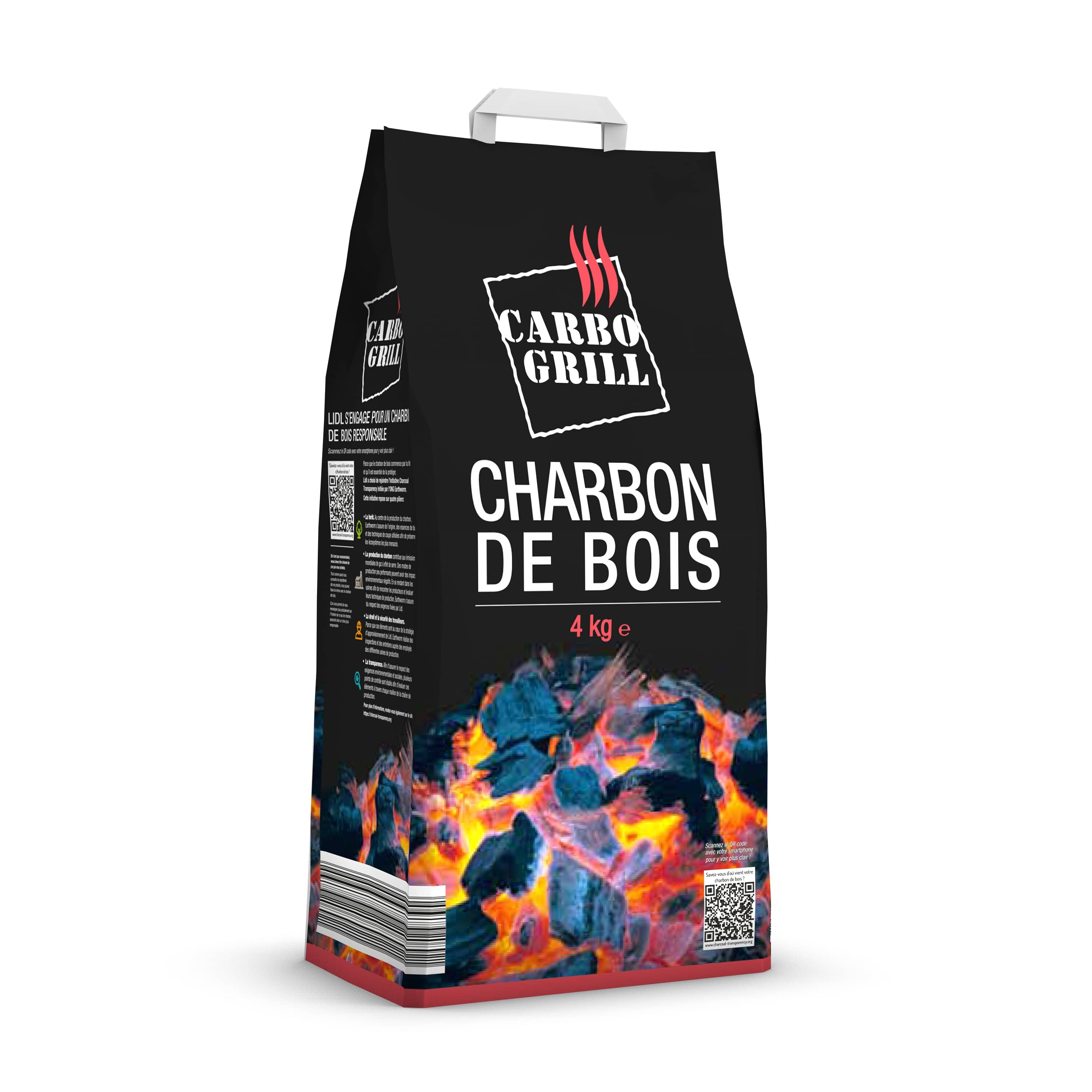Carbo Grill (4 Kg)