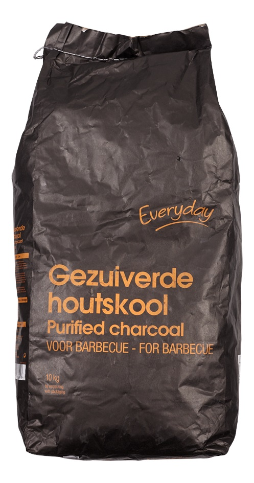EVERYDAY houtskool barbecue / EVERYDAY charbon bois barbecue  (10 Kg)