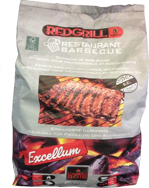 Redgrill (6 Kg)